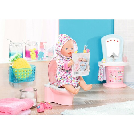 Zapf CreationBABY BORNLustige Toilette 5