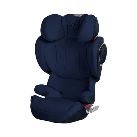 Cybex PLATINUM Solution Z-Fix Kindersitz  Midnight Blue 1