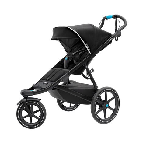 Thule  Urban Glide 2 Kinderwagen  Black on Black 1