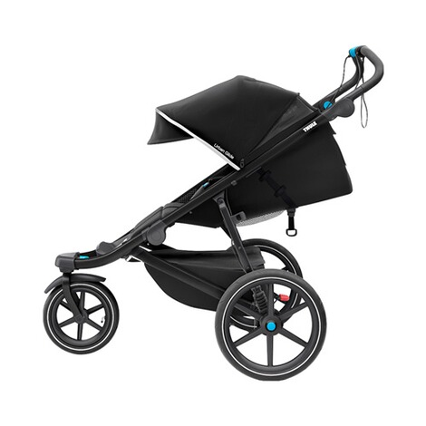 Thule  Urban Glide 2 Kinderwagen  Black on Black 2
