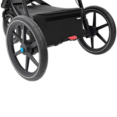 Thule  Urban Glide 2 Kinderwagen  Black on Black 4