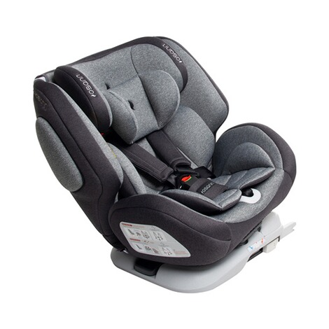 Osann  ONE 360° Kindersitz  universe grey 8