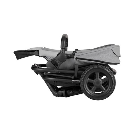 EasywalkerHarvey² All Terrain Kinderwagen  stone grey 9