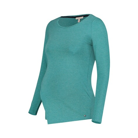 ESPRIT  Umstands- und Still-Shirt  Teal Green 2