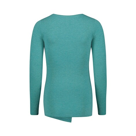 ESPRIT  Umstands- und Still-Shirt  Teal Green 3
