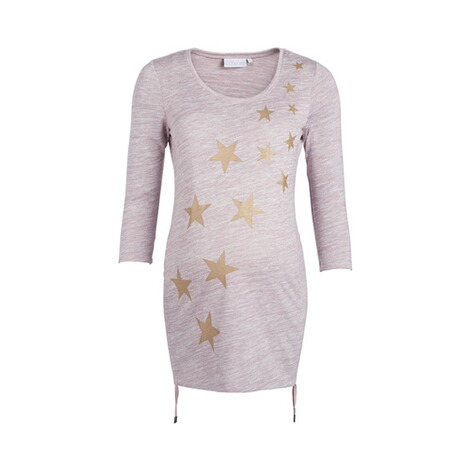 2heartsWE LOVE BASICSUmstands-Shirt Stars  Elderberry 1