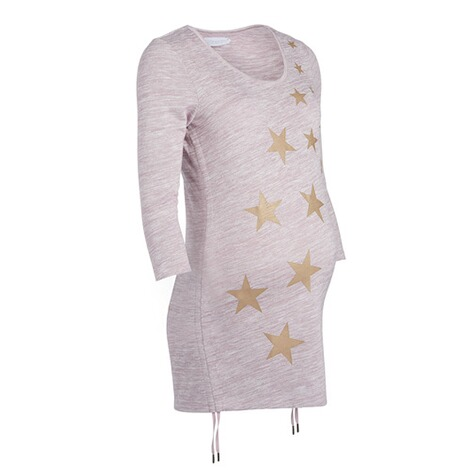 2heartsWE LOVE BASICSUmstands-Shirt Stars  Elderberry 2