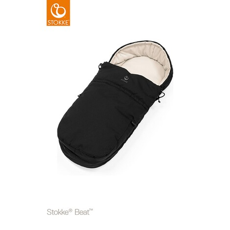 Stokke®  Tragewanne Softbag  black 1
