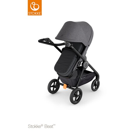 Stokke®  Tragewanne Softbag  black 2