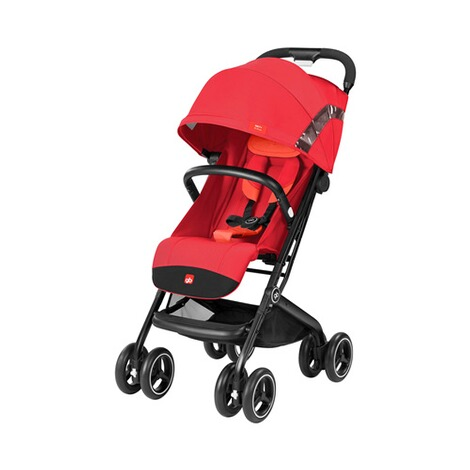 gb GOLD Qbit+ All Terrain Buggy  Rose Red 1