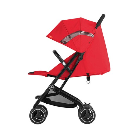 gb GOLD Qbit+ All Terrain Buggy  Rose Red 2
