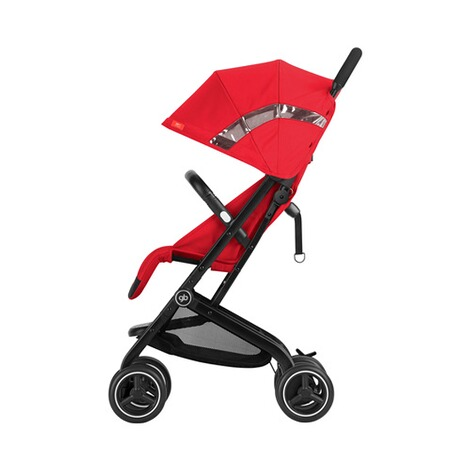 gb GOLD Qbit+ All Terrain Buggy  Rose Red 3