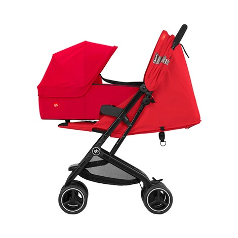 gb GOLD Qbit+ All Terrain Buggy  Rose Red 5