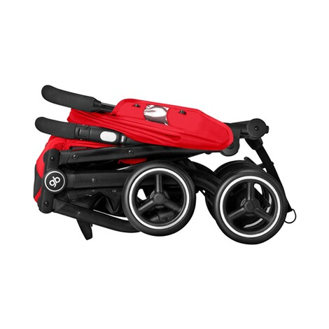 gb GOLD Qbit+ All Terrain Buggy  Rose Red 7