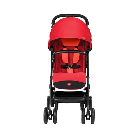 gb GOLD Qbit+ All Terrain Buggy  Rose Red 9