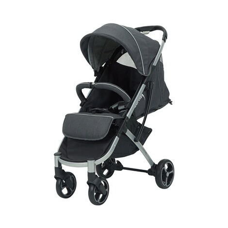 knorr-babyPREMIUMX-Easy-Fold Buggy mit Liegefunktion  anthrazit 2