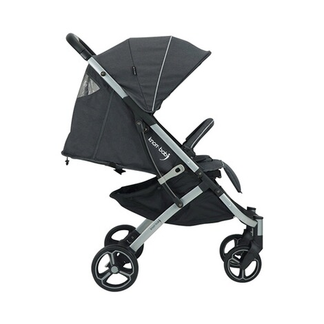 knorr-babyPREMIUMX-Easy-Fold Buggy mit Liegefunktion  anthrazit 3