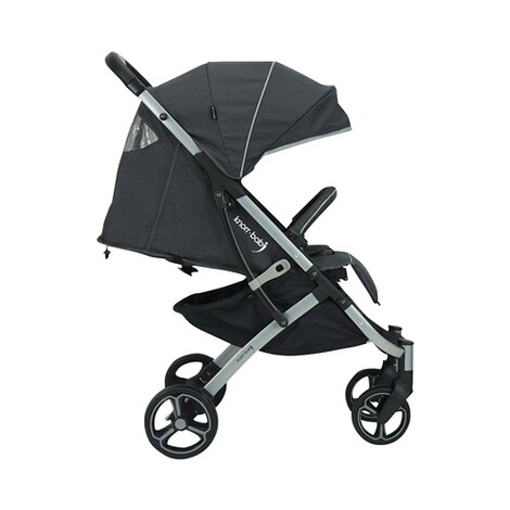 knorr-babyPREMIUMX-Easy-Fold Buggy mit Liegefunktion  anthrazit 4