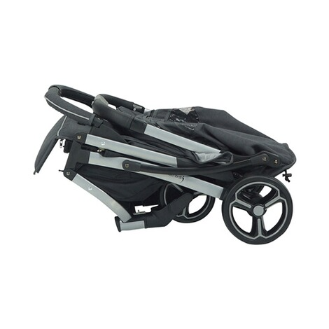 knorr-babyPREMIUMX-Easy-Fold Buggy mit Liegefunktion  anthrazit 5