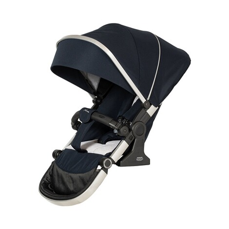HartanRacer GTX Kinderwagen mit Handbremse  navy stripes 2