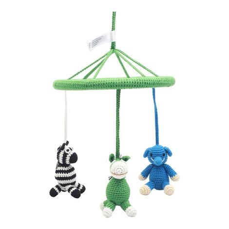 naturezoo of denmark mobile zebra elefant esel geh kelt. Black Bedroom Furniture Sets. Home Design Ideas