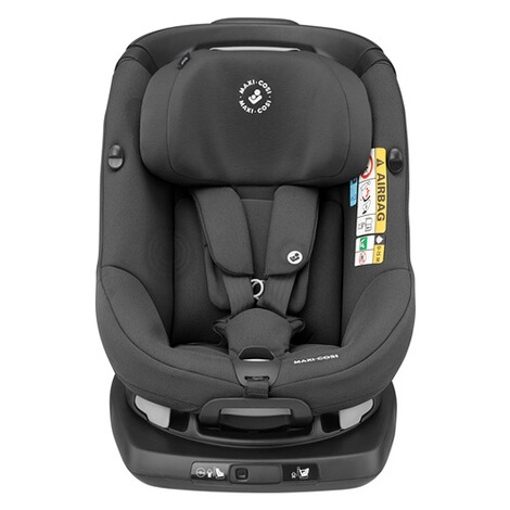 Maxi-CosiAxissfix i-Size Kindersitz  authentic black 5