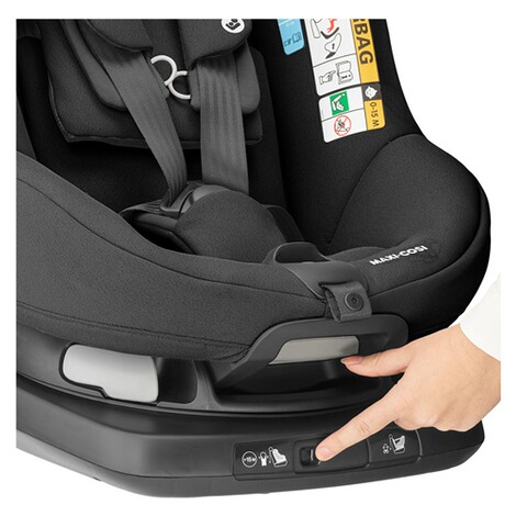Maxi-CosiAxissfix i-Size Kindersitz  authentic black 7