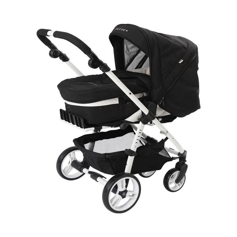 Jette Kombikinderwagen Jeff Inkl Softtragetasche Und Sportwagenaufsatz Online Kaufen Baby Walz