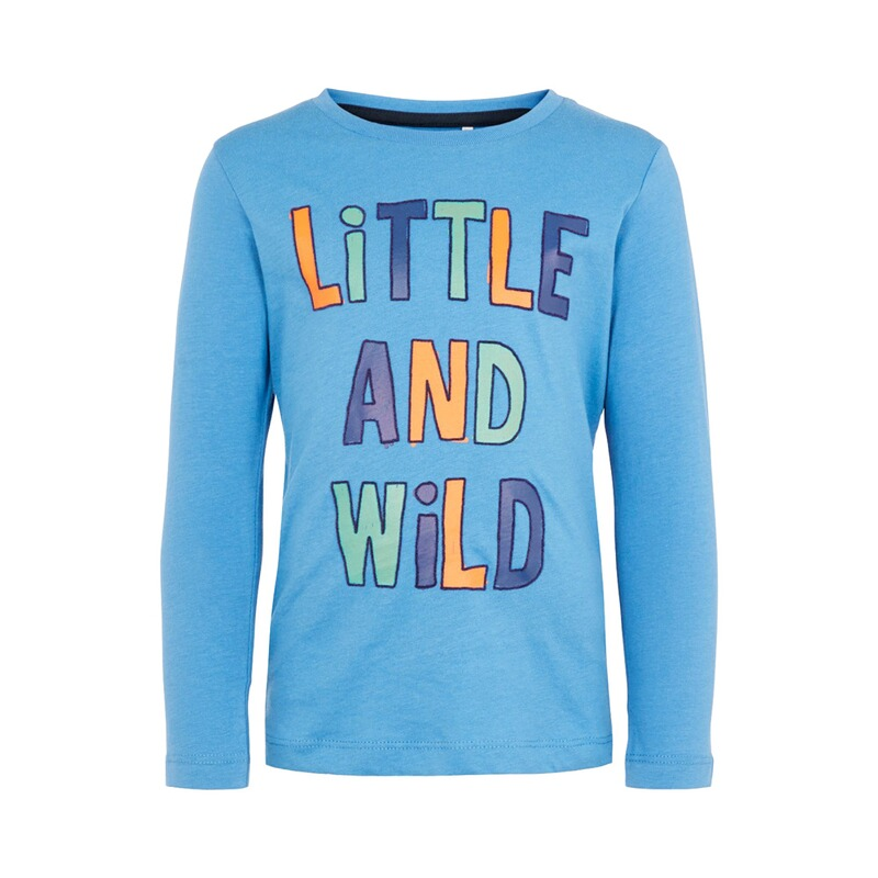 Shirt langarm Little and wild