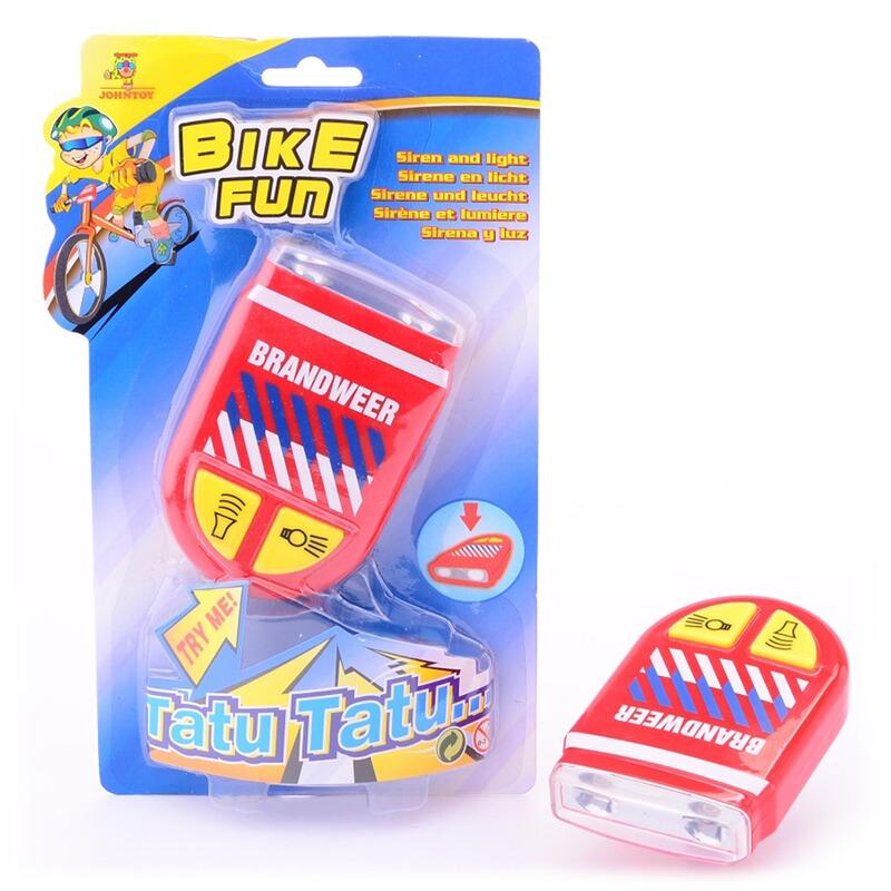 Fahrrad Lampe Feuerwehr